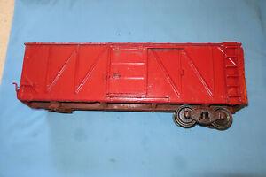 Buddy L Outdoor Railroad Train Boxcar