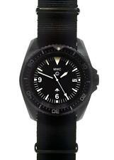 MWC PVD militar Divers Watch (cuarzo) con bisel de cerámica y cristal de zafiro