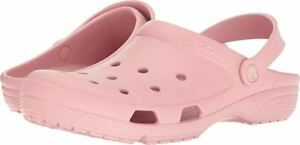 Crocs Coast Clog - Petal Pink - Unisex - Multi Sizes - New