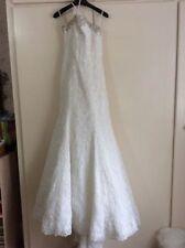 Ronald Joyce Strapless Mermaid Trumpet Wedding Dresses