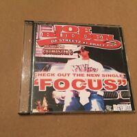 RARE! Joe Budden The #1 Draft Pick Hosted by DJ Cutmaster C Mixtape MIX CD