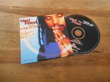 CD POP Maxi Priest-Mary got a baby (3) canzone PROMO VIRGIN Rec CB