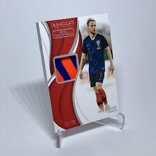Panini Immaculate Soccer 18/19 - Boot Memorabilia Schuhkarte /75 Ivan Rakitic