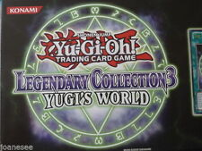 Legendary Collection Individual Yu-Gi-Oh! Cards in English