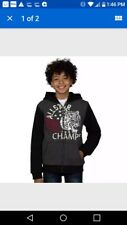 Lee Premium Quality Boys Athletic Sherpa Lined Jacket ZipUp XS 5 6