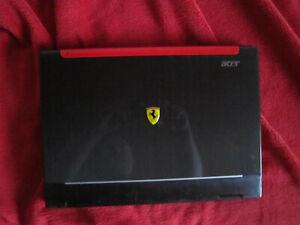 """ACER Ferrari 4000 series  15,4"""" Zoll Notebook Laptop"""