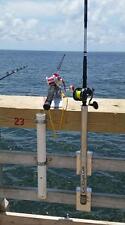 Pier Rod holder (fighting rod)