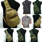 Outdoor Molle Sling Military Shoulder Tactical Backpack Camping Travel Bags HOT
