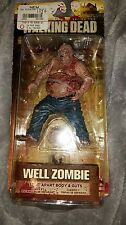 McFarlane Toys AMC The Walking Dead well zombie split apart body and guts rick