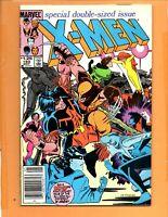 THE UNCANNY X-MEN #193 New Mutants 1st Appearance Firestar ! FN/VF to VF-