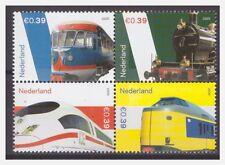 Netherlands 2005 Treinen train locomotive MNH