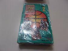 1993-94 Topps Stadium Club Basketball Series Box Jordan Beam Team?