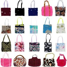 10 Pcs Random Fashion Cute Handbag Accessories Clothes for 12 in. Girl Doll Gift