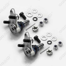 2 x SUPPORT FRAME BALL JOINT FRONT AXLE LEFT/RIGHT FOR TOYOTA COROLLA E11 NEW