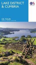 Lake District & Cumbria 9780319263853 | Brand New | Free UK Shipping