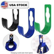 Garden Yard Pipe Holder Hosepipe Watering Hook Hose Hanger Rack Hangers US