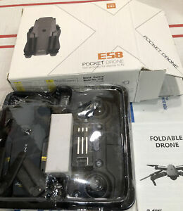 🔥EACHINE E58 Pocket Drone Ready To Fly!!! 3 Batts Included 🔥
