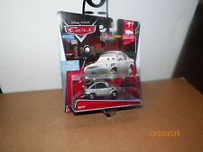 2015 DISNEY PIXAR CARS (BERT) LOST AND FOUND # 7/8  FREE U.S SHIPPING