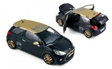 Norev 181547 Citroën DS3 Racing 2013 - Black Matt & Gold 1:18