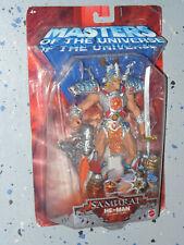 "Masters of the Universe - Mattel - 7"" Action Figure - Samurai He-Man - 2002"