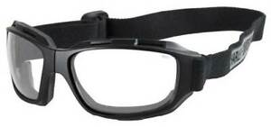 HARLEY-DAVIDSON® WILEY X HD BEND CLEAR GOGGLES HABEN03