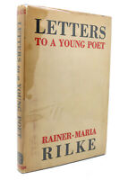 Rainer Maria Rilke LETTERS TO A YOUNG POET  1st Edition Early Printing