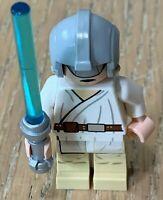 LEGO STAR WARS LUKE SKYWALKER BLASTER HELMETVISOR LIGHTSABRE NEW HOPE MINIFIGURE