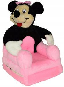 Kindersessel Plüschsessel Maskottchen Sofa Child Seat Mascot Super Maus Mouse
