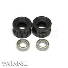 RC Parts 2X Torque Tube Bearing Holder Set For ALGIN T-REX 550 600 H60124
