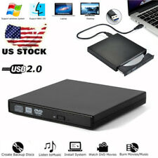 2020 USB 2.0 External DVD-R CD±RW Combo Burner Drive DVD ROM for PC Laptop