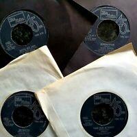 "4 Classic Motown 7"" - Stevie Wonder / R Dean Taylor / Jackson 5 / Syreeta"