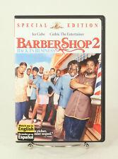 Barbershop 2 Used  DVD  MC4A
