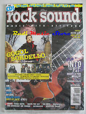 rivista ROCK SOUND 112/2007 + CD Gogol Bordello + POSTER Machine Head/Mastodon