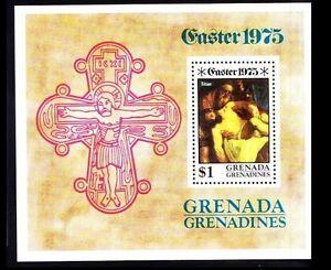 Grenada Gr. 1975 MNH SS, Christmas, Festival, Religion