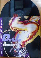 "DISCO 12"" VINILE - D.J. CHOICE - DON'T TRY TO TEASE ME EP - DANCE MIX REMIX EX-"