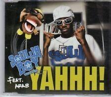 (BW261) Soulja Boy ft Arab, Tell Em Yahhh! - 2008 DJ CD