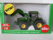 Siku 1982 John Deere tractor con pala cargadora