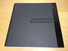 Livre Livre Catalogue Catalogue MANOMÈTRE de Mazzuoli - Espagnol Espagnol