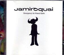CD PICTURE 10T JAMIROQUAI EMERGENCY ON PLANET EARTH DE 1993 TBE