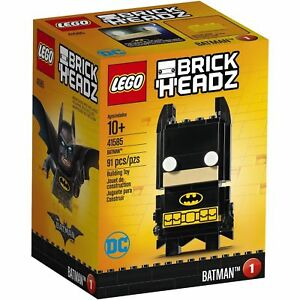 LEGO 41585 Brickheadz Batman Brand New