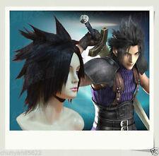 Final Fantasy Final Fantasy Zack.Short Stunning Black Cosplay Wig +FREE Wigs CAP