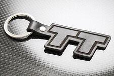 AUDI TT Leather Keyring, Keychain Schlüsselring  Porte-clés. QUATTRO COUPE RS