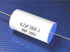 Metalized Polypropylene Capacitor 4.7uf 100V PIO OIL
