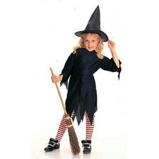Rubie's Classic Witch Child Costume and Hat Size Large 12-14