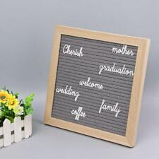Letter Board 194Numbers Special Characters Word Felt Message Signs & Letterboard