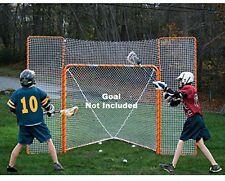 Lacrosse Backstop Rebounder, Sports Outdoor Soccer Nets Field Equipments Nib