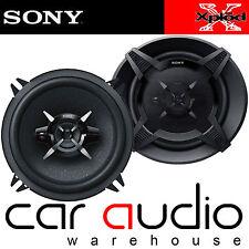 480 Watts a Pair Sony XS-FB1330 5.25 Inch 13cm 3 Way Car Door Coaxial Speakers