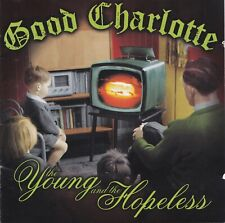 Good Charlotte 'The Young and the Hopeless� Cd (2002) pop punk Emo