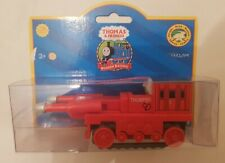 Thomas The Tank Engine & Friends WOOD THUMPER WOODEN NEW IN BOX LEARNING CURVE
