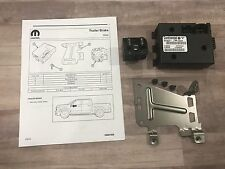 82215040AB Mopar Integrated Trailer Brake Module Kit